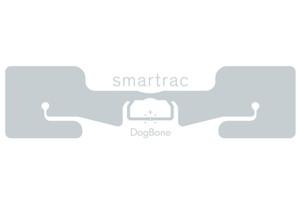 Smartrac DogBone DURA White Wet Inlay (Monza R6-P) | 3006915