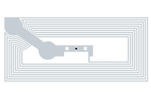 Smartrac MiniTrack NFC Wet Inlay (NXP MIFARE® Ultralight eV1 48B (17 pF)) | 3003070