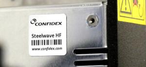 Confidex Steelwave HF Label | 3003273
