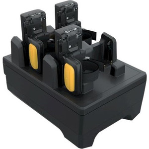 Zebra 4-Slot Charger Kit for RS5100 Ring Scanners | CRD-RS51-4SCHG-01-KIT