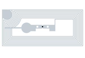 Smartrac MiniTrak HF Wet Inlay (NXP ICODE SLIX2) | 3005874