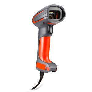 Honeywell Granit 1280i Corded Industrial Full Range Handheld Scanner with Serial Kit | 1280IFR-3SER