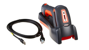 Honeywell Granit 1981i Cordless Industrial-Grade Bluetooth Handheld Scanner with Cradle USB Kit | 1981IFR-3USB-5-N