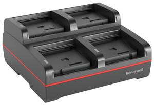 Honeywell 4 Bay Battery Charger Kit for 8680i Wearable Scanner | MB4-BAT-SCN02-KIT
