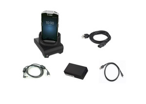 Zebra 1-Slot USB Charging Cradle Kit for TC5X Mobile Computers (Note: Mobile Computer NOT included) | CRD-TC51-1SCU-01-KIT