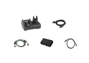 Zebra 2-Slot USB/Charging ShareCradle Kit for TC8X Mobile Computers | CRD-TC8X-2SUCHG-01-KIT
