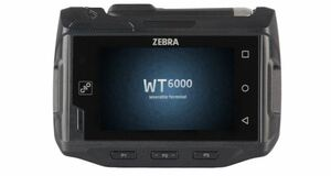 Zebra WT6000 Wearable Mobile Computer | WT60A0-TS0LEUS/WT60A0-TX2NEUS