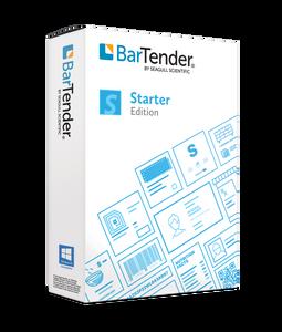 BarTender Software - 2021 Starter Edition (Application License) | BTS-1