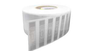 CCRR E62 RFID White Wet Inlay (Monza R6-P) | AN971N100