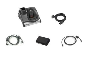 Zebra 1-Slot USB/Charging Cradle Kit for MC90X0, MC9190, & MC92XX Mobile Computers   CRD9000-110SES-KIT
