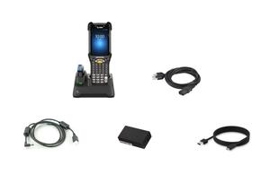 Zebra 1-Slot USB/Charging Cradle Kit for MC9300 Mobile Computers (NOTE: Zebra MC9300 Mobile Computer are NOT included) | CRD-MC93-2SUCHG-01-KIT