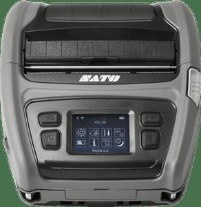 SATO PV4 Direct Thermal Mobile Printer   WWPV41260
