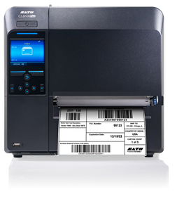 SATO CL6NX Plus Series Thermal UHF RFID Printer   WWCLPA701-NAR