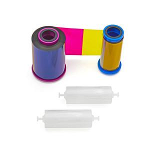 Zebra YMCKO True Colors IX Series Ribbon (1 Roll)   800077-740