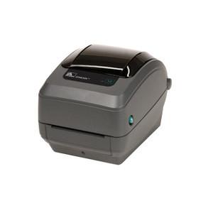 Zebra GX430t Thermal Transfer Desktop Printer | GX43-102410-000