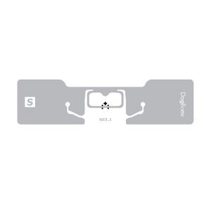 Smartrac DogBone RFID White Wet Inlay (M750) | 3007481