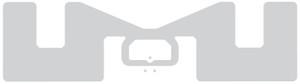 CCRR E68B RFID Wet Inlay (Monza R6-B)   AN792N102