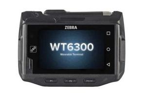 Zebra WT6300 Wearable Mobile Computer | WT63B0-TS0QNENA