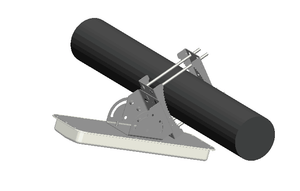 Vulcan RFID™ Mounting Bracket for LINE12 Antenna | VUL-X49-AB12-BR
