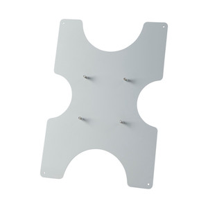 RFMAX Mounting Plate for Times-7 A6034S SlimLine VESA Antenna [Clearance] (71633-C)