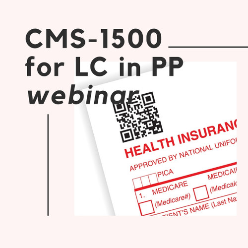 CMS-1500 for Lactation Consultants