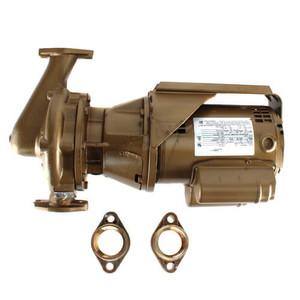 116440MF-133 - H-53-1 AB Maintenance Free Bronze In-Line Pump, 1/2 (Lead Free)