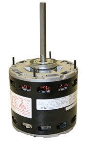 EM3587 - Century 1/2 HP Fan & Blower Motor, 1075 RPM, 3 Speed, 115 Volts, 48 Frame