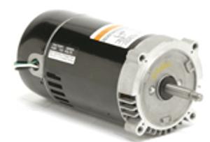 UST1102 - 1 HP Swimming Pool/Spa Pump Motor, Capacitor-Start, 115/230V, 56J Frame