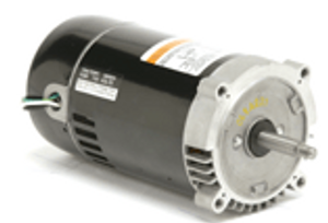 UST1152 - 1 1/2 HP Swimming/Spa Pump Pool Motor, Capacitor-Start, 115/230V, 56J Frame