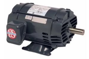 D1P2D - Motor, 1Hp, 208-230/460V, 1800Rpm, 143T