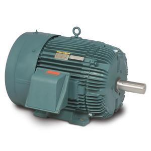CEDM3558T - 2HP, 1755RPM, 3PH, 60HZ, 145TC, 3528M, TEFC, F1