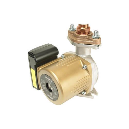 """110223B-140 - Astro 220SSU050S-TA (1/2"""" Swt) SS Re-circulator Pump w/ Timer & Aquastat, 0-9 GPM"""