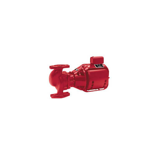 116492LF-137A - H-65-3 All Bronze 3-Phase Bronze In-Line Pump, 1 HP (Lead Free)