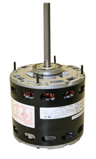 EM3585 -Century 1/3 HP Fan & Blower Motor, 1075 RPM, 3 Speed, 115 Volts, 48 Frame