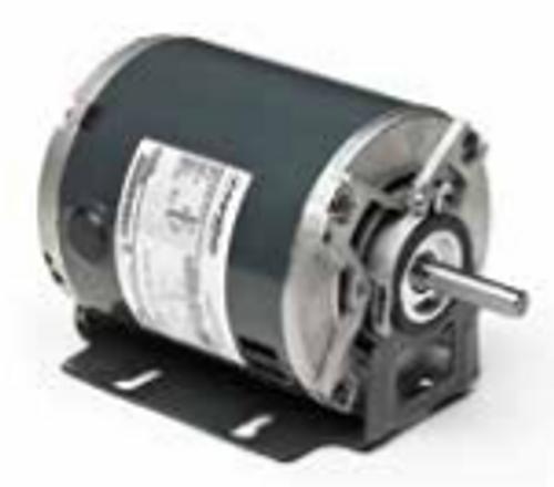 B303 - 1/4 HP Belt Drive Motor, Split-Phase, 1725 Nameplate RPM, 115 Voltage, Frame 48YZ