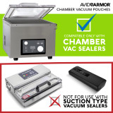Compatible with chamber vac sealer