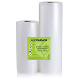"Combo Pack 8"" and 11"" vacuum sealer rolls for making custom bag sizes"