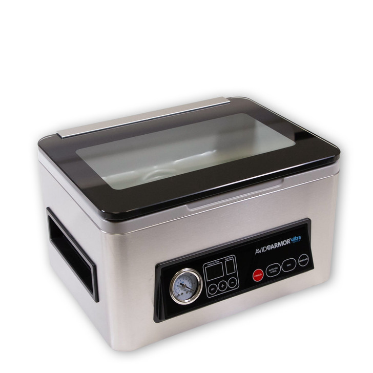 Avid Armor USV20 Chamber Vacuum Sealer Machine for vacuum sealing liquids and sous vide