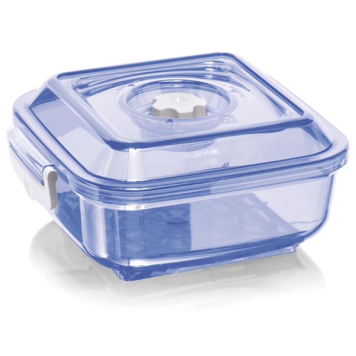 Magic Vac® 2.5 Liter Square Commercial Grade Marinating Container