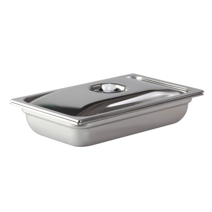 Magic Vac® Stainless Steel Professional Food Vacuum Container