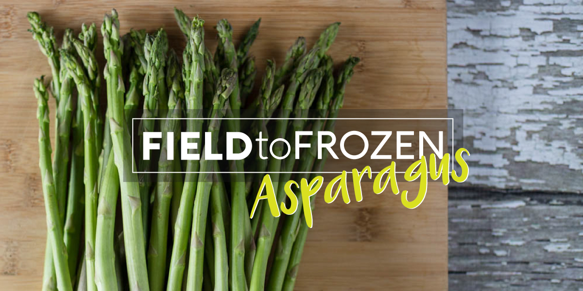 Field To Frozen Asparagus Should Rank On Top For Frozen