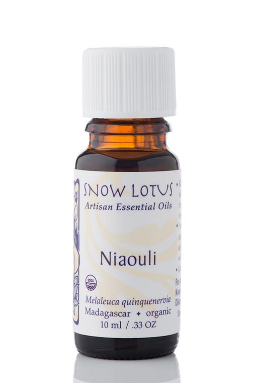 Niaouli Essential Oil - Organic