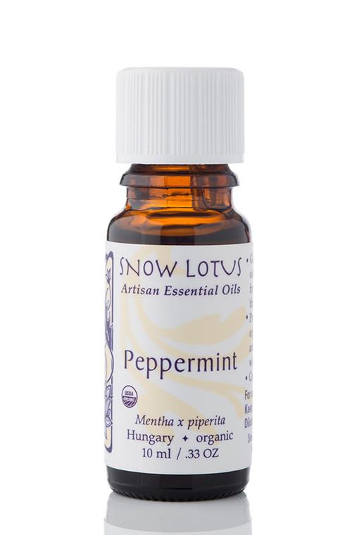 Peppermint Essential Oil - Organic