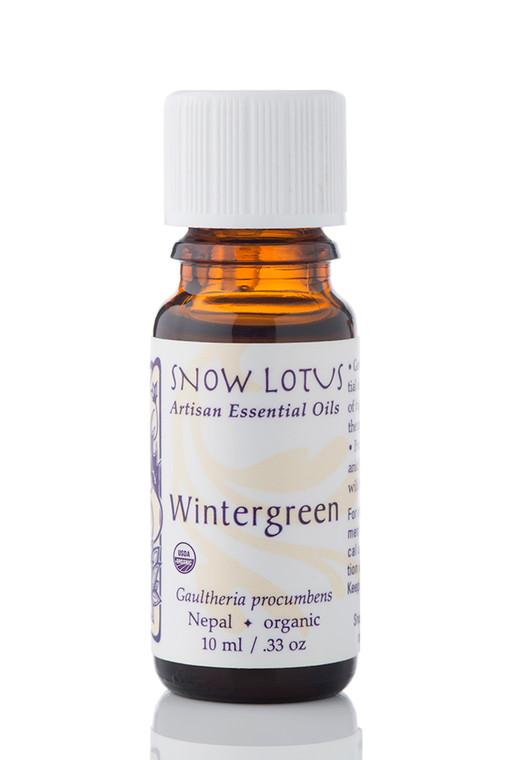 Wintergreen Essential Oil - Organic