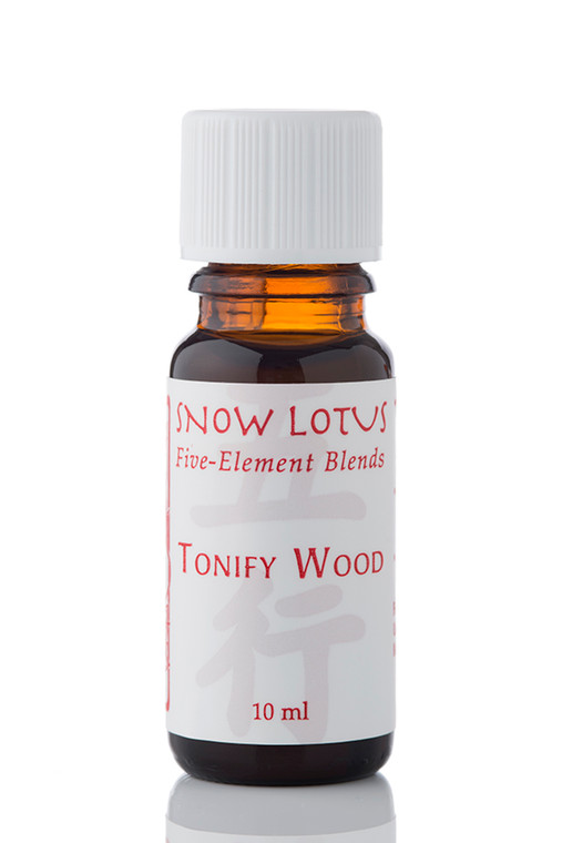 Tonify Wood - Five Element Essential Oil Blend