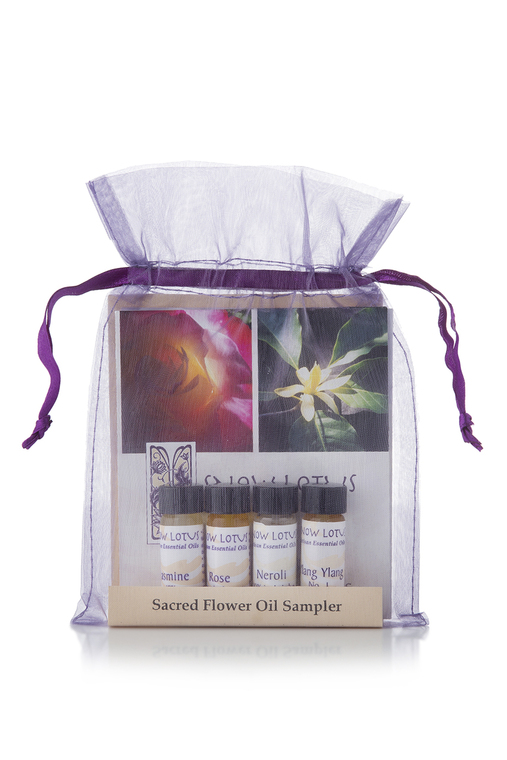 Sacred Flower Essential Oil Sampler