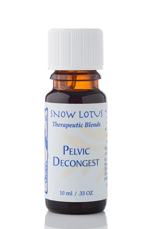 Pelvic Decongest - Therapeutic Essential Oil Blend