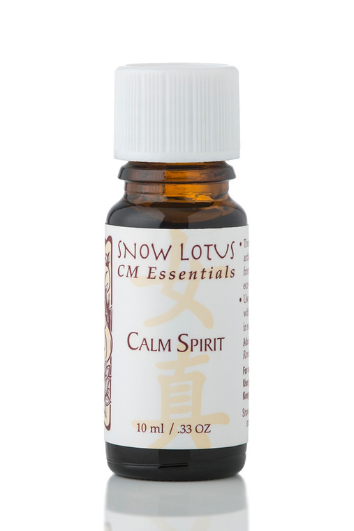 Calm Spirit – Woman's Precious Blend - OUT OF STOCK - no labels