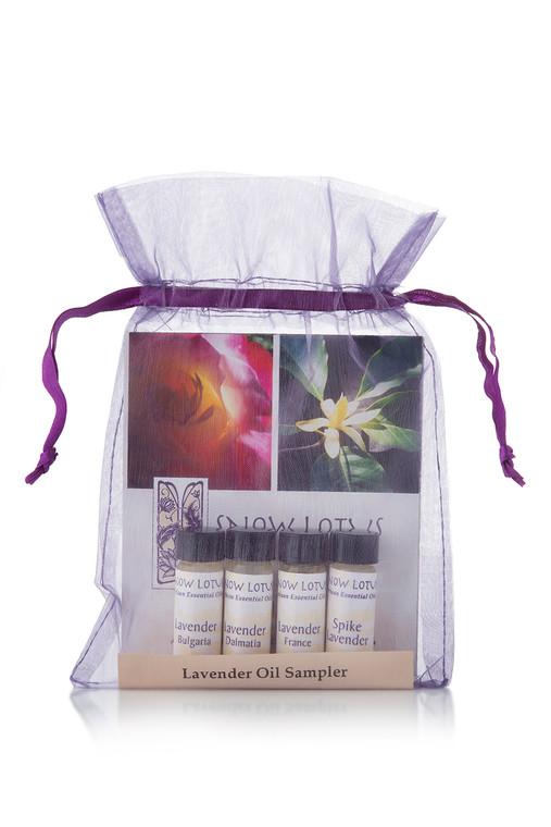 Lavender Essential Oil Sampler