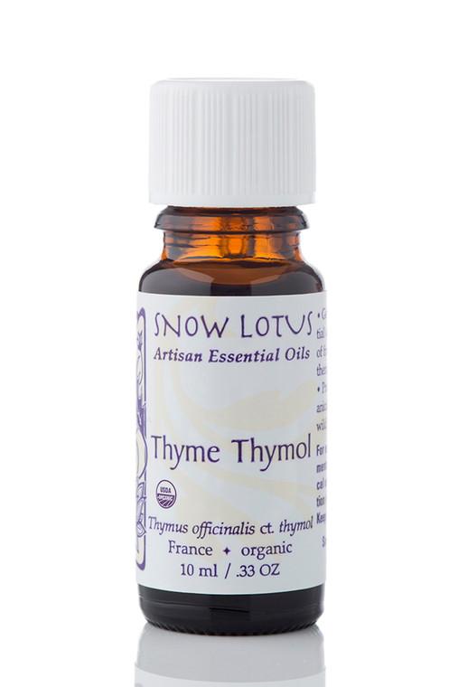 Thyme Thymol Essential Oil - Organic